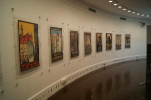 Galeria wystawy w Bombaju