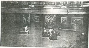Wystawa S. Norblina w Bombaju, 1944